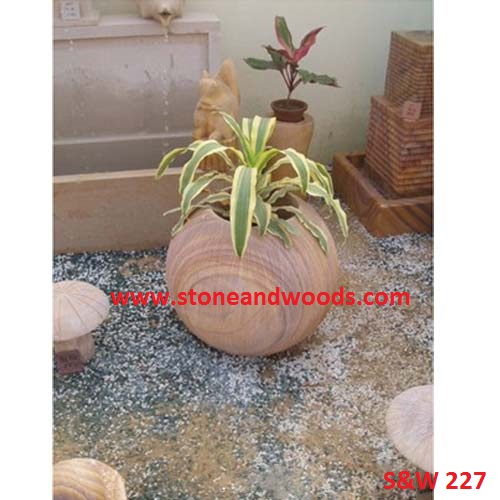 Marble Outdoor Planters S&W 227