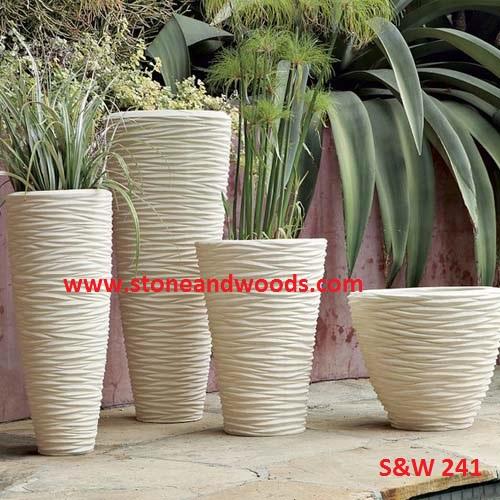 Outdoor Garden Planters S&W 241