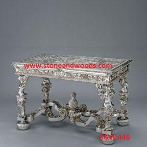Silver Center Table S&W 446