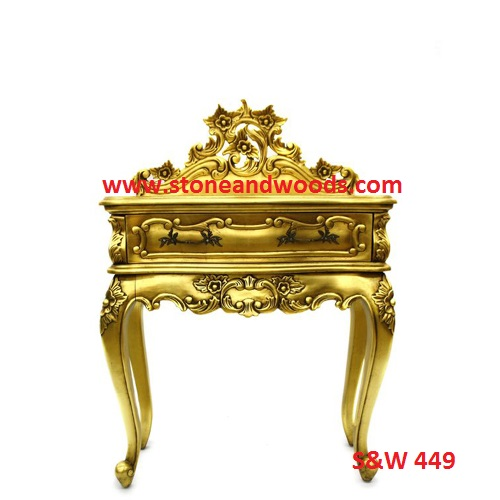Golden Side Table S&W 449