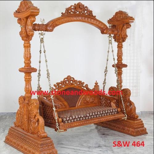 Wooden Indoor Swing S&W 464