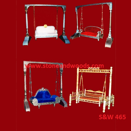 Wooden Indoor Swing S&W 465