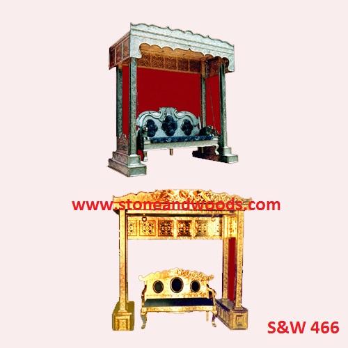 Wooden Indoor Swing S&W 466