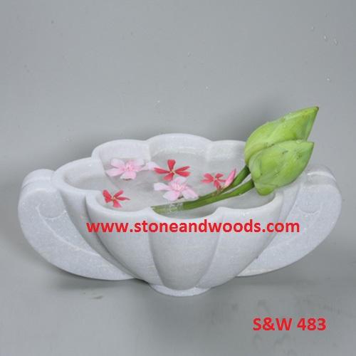 Marble Decorative Bowl S&W 483