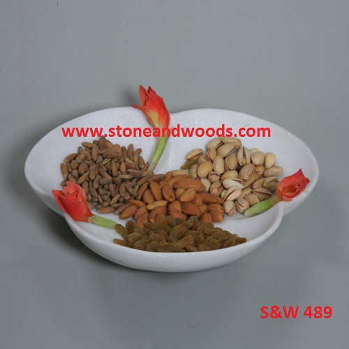 Marble Decorative Plates S&W 489