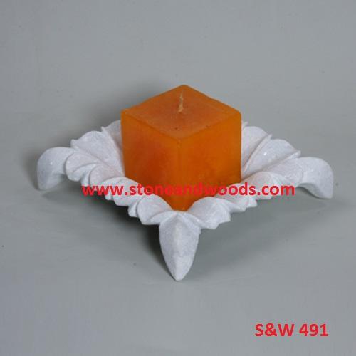 Marble Decorative Bowl S&W 491