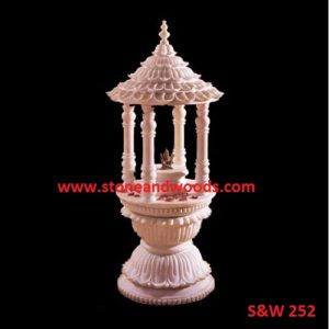 White Marble Temples S&W 252