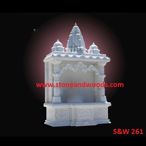 White Marble Temple S&W 261