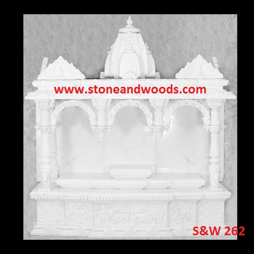 Marble Mandir for Home S&W 262
