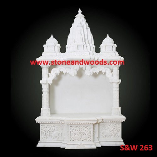 Marble Mandir for Home S&W 263