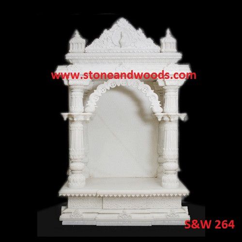 Marble Mandir for Home S&W 264