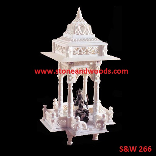Marble Temple for Home S&W 266