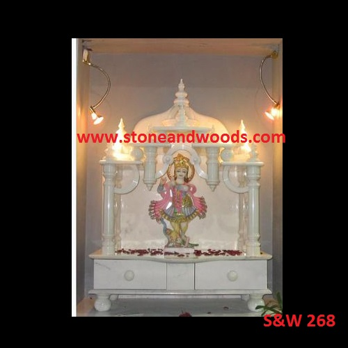 Marble Mandir for Home S&W 268