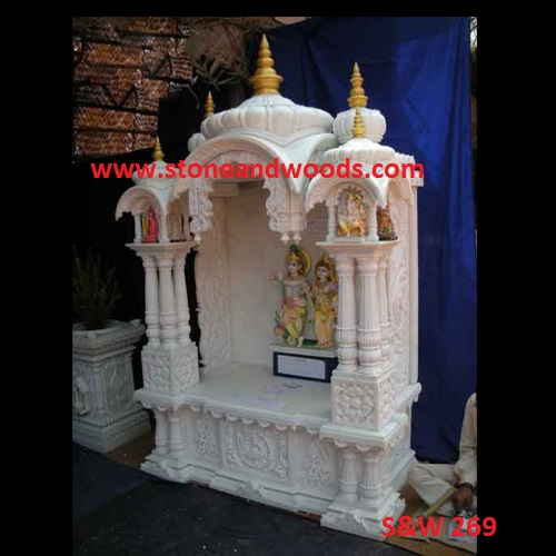 Marble Mandir for Home S&W 269