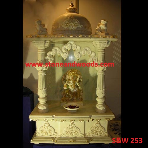 Marble Temples S&W 253