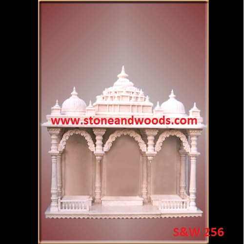 White Marble Temples S&W 256