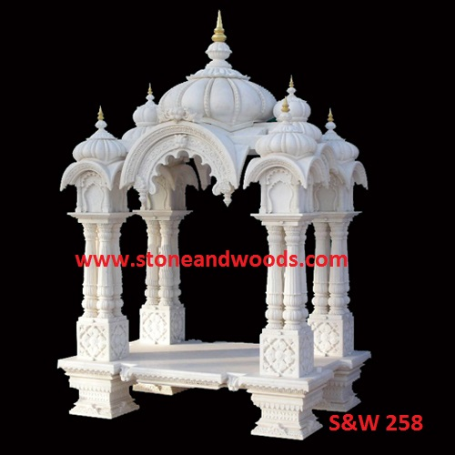 Marble Temple for Home S&W 258