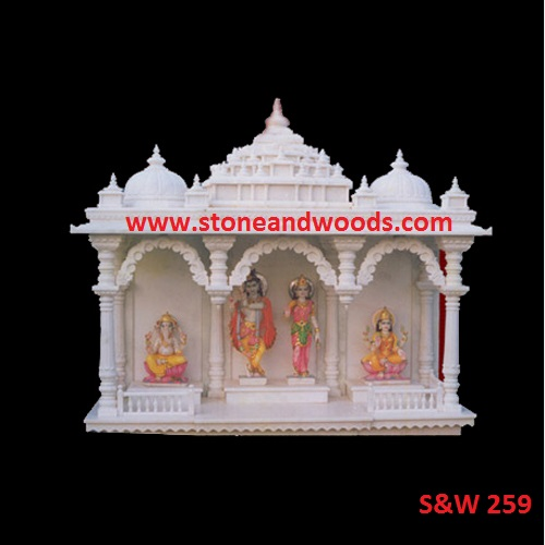 Marble Temple for Home S&W 259