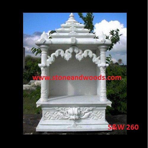 Marble Temple for Home S&W 260