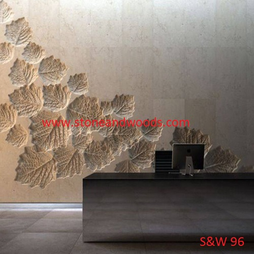 3D Wall Panel S&W 96