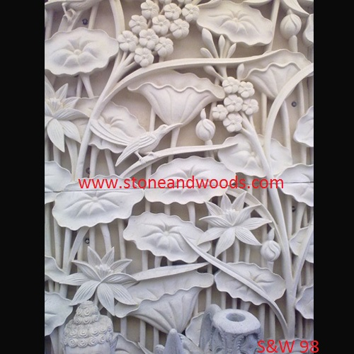 3D Wall Panel S&W 98