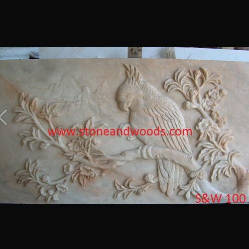 Decorative 3D Wall Panel S&W 100