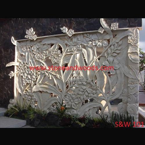 Modern Stone Wall Panel S&W 101