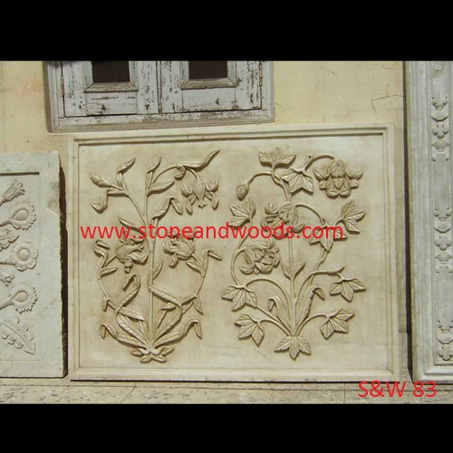 Decorative Marble Wall Panel S&W 83
