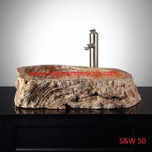 Stone Wash Basin S&W 50