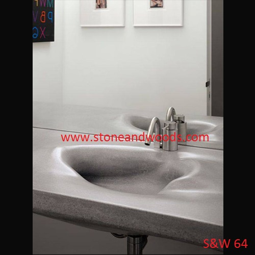 Wall Mounted Wash Basin S&W 64
