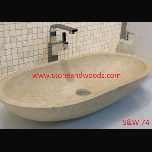 Counter Top Basin S&W 74