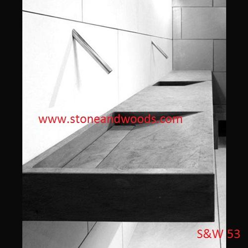Stone Wash Basin S&W 53
