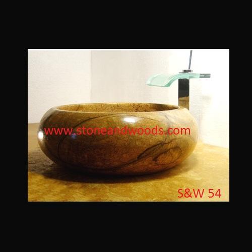 Counter Top Wash Basin S&W 54
