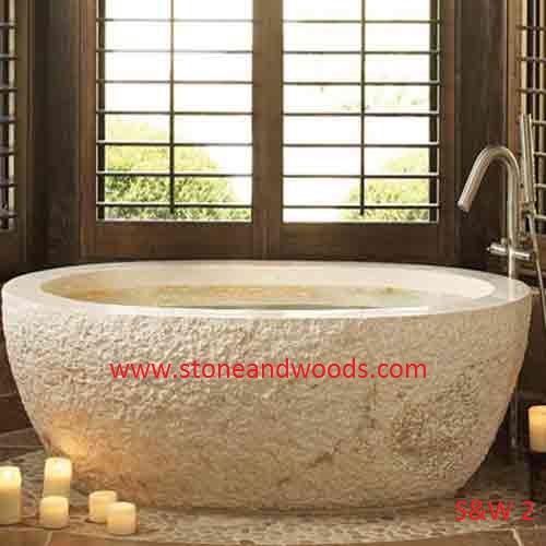 Elegant Modern Bath Tub S&W 2