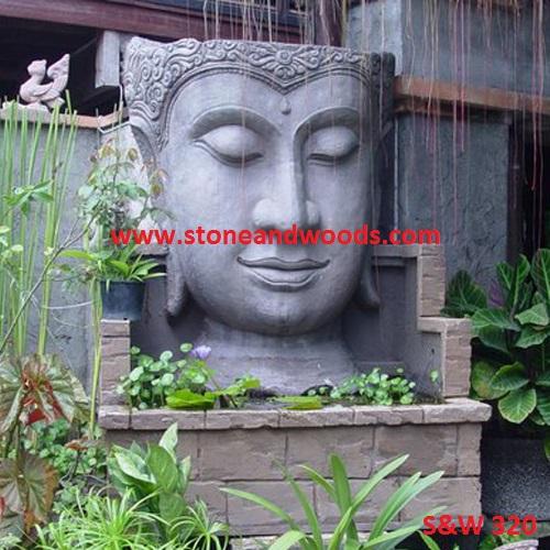3D Buddha Face S&W 320