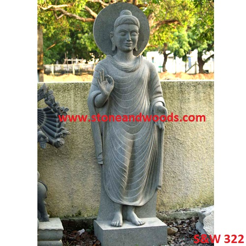 Buddha 3D models S&W 322