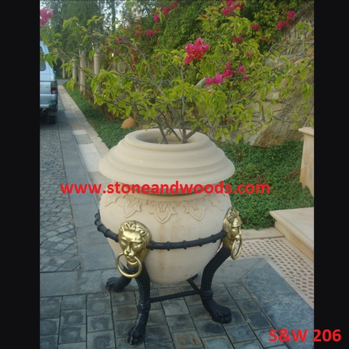 Outdoor Large Planters S&W 206