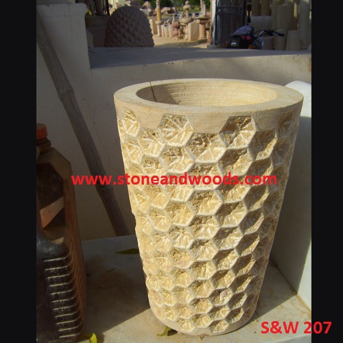 Outdoor Large Planters S&W 207