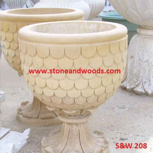 Outdoor Large Planters S&W 208