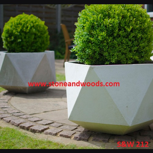 Modern Outdoor Planters S&W 212